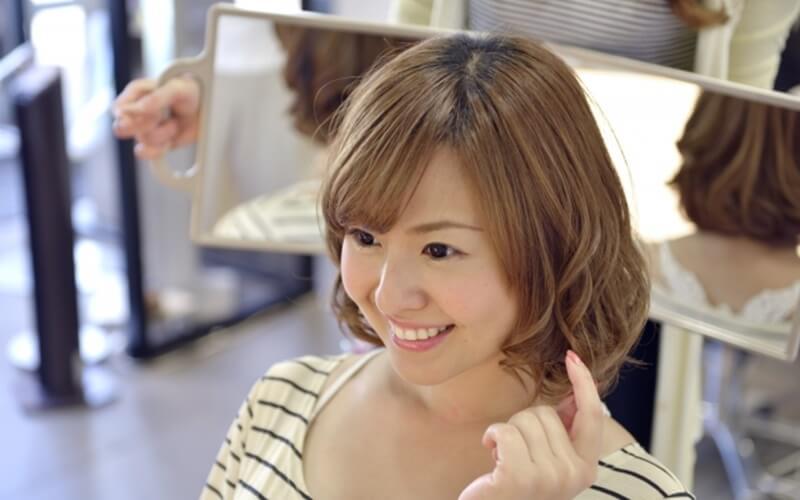 おしゃれで使いやすい!美容室におすすめの手鏡&バックミラー